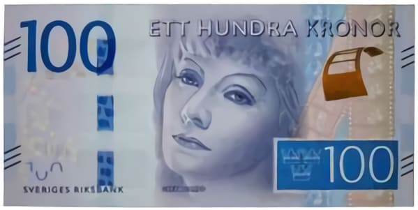Välkomstbonus 100 kronor